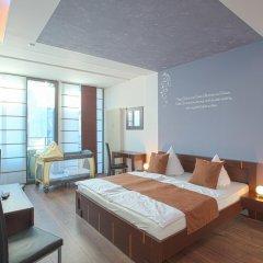 Отель Lodge-Leipzig 4* Апартаменты с различными типами кроватей фото 10