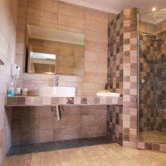 Отель Terezas Hotel Греция, Корфу - отзывы, цены и фото номеров - забронировать отель Terezas Hotel онлайн ванная фото 2