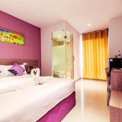 Отель D Day Suite Mengjai комната для гостей