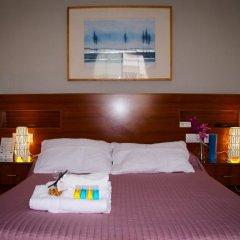 Отель Hostal La Muralla Стандартный номер с различными типами кроватей фото 18