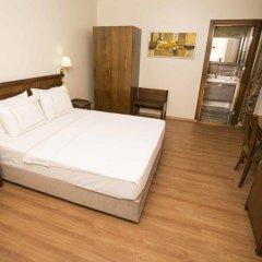 Hotel Golden Crown 3* Стандартный номер с двуспальной кроватью фото 10