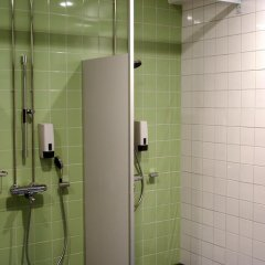 Отель Imatra Spa Sport Camp Финляндия, Иматра - 6 отзывов об отеле, цены и фото номеров - забронировать отель Imatra Spa Sport Camp онлайн ванная фото 2
