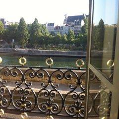 Отель Bourbon Exclusive With View Париж балкон
