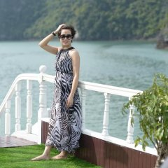 Отель Halong Silversea Cruise бассейн фото 3