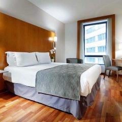Отель Eurostars Lisboa Parque 4* Стандартный номер с различными типами кроватей фото 15