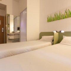 Отель ibis budget Porto Gaia Стандартный номер разные типы кроватей фото 4