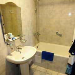 Гостиница Россия ванная