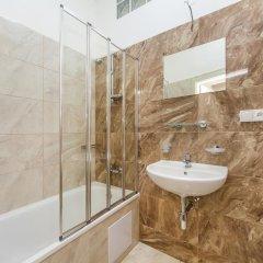 Апартаменты Josefov Apartments Прага ванная