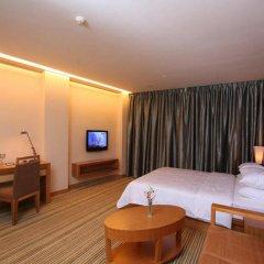 Landmark International Hotel Science City 4* Семейный номер Делюкс с разными типами кроватей фото 5