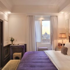 Отель Hassler Roma 5* Люкс с различными типами кроватей