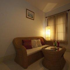 Отель Promtsuk Buri 3* Бунгало Делюкс с различными типами кроватей фото 4