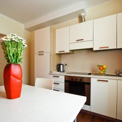Отель Aparthotel Autosole Riga 4* Студия с 2 отдельными кроватями фото 7