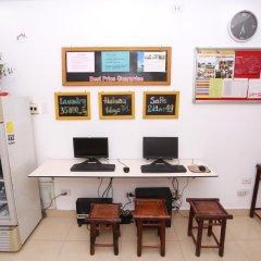 Отель Hanoi Hostel Вьетнам, Ханой - отзывы, цены и фото номеров - забронировать отель Hanoi Hostel онлайн питание