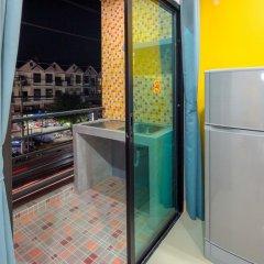 Отель Phoomjai House 3* Улучшенный номер с различными типами кроватей фото 2