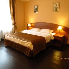 Гостиница Морион 3* Стандартный номер с двуспальной кроватью фото 3