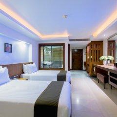 Отель Thanthip Beach Resort 3* Номер Делюкс с двуспальной кроватью фото 14