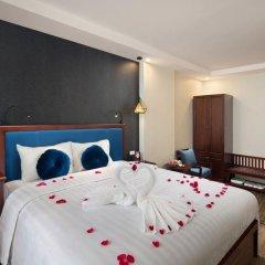 Holiday Emerald Hotel 3* Номер Делюкс с различными типами кроватей фото 8