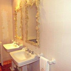 Отель Rural Casa Viscondes Varzea Португалия, Ламего - отзывы, цены и фото номеров - забронировать отель Rural Casa Viscondes Varzea онлайн ванная
