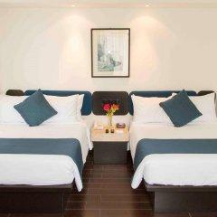 Отель Best Western Plus Puebla 3* Стандартный номер с различными типами кроватей фото 3