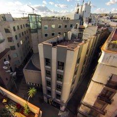Отель Atlas Испания, Барселона - отзывы, цены и фото номеров - забронировать отель Atlas онлайн балкон