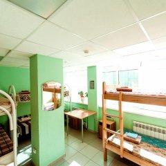 NOMADS hostel & apartments Кровать в общем номере с двухъярусной кроватью фото 5