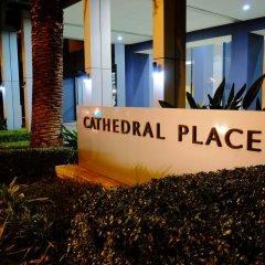 Отель Cathedral Place Апартаменты с 2 отдельными кроватями фото 27