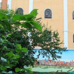 Гостевой Дом Альбертина вид на фасад фото 2