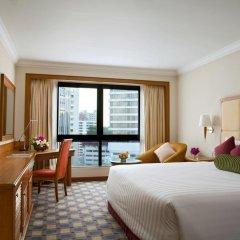 Boulevard Hotel Bangkok 4* Семейный номер Делюкс с разными типами кроватей фото 2