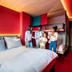 Отель Hôtel Yooma Urban Lodge 3* Стандартный номер с различными типами кроватей