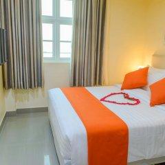 Отель Point Inn 3* Улучшенный номер с различными типами кроватей фото 7