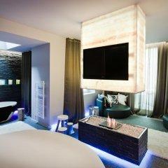Seven Hotel Paris 4* Улучшенный люкс с различными типами кроватей фото 19