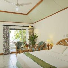 Отель Sun Island Resort & Spa 4* Улучшенное бунгало с различными типами кроватей фото 2