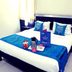 Отель OYO Rooms Railway Station Raipur комната для гостей фото 4
