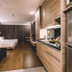 Отель Adelphi Suites Bangkok 4* Апартаменты с разными типами кроватей фото 8