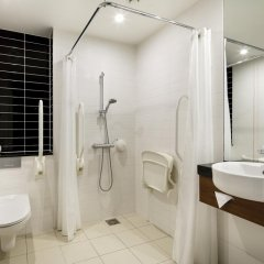 Отель Holiday Inn Express Amsterdam - Sloterdijk Station 3* Стандартный номер с различными типами кроватей фото 5
