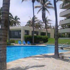 Отель Mayan Departamento TORRE I бассейн фото 2
