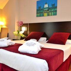 Hotel Clement Barajas 4* Номер Комфорт с двуспальной кроватью