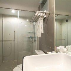 Отель Myhotel Cmyk@Ratchada 3* Полулюкс с различными типами кроватей фото 13