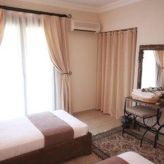 Dardanos Hotel 2* Стандартный номер с двуспальной кроватью фото 7