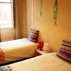 Отель Upper Lisbon Стандартный номер с 2 отдельными кроватями
