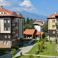 Hotel Bojur & Bojurland Apartment Complex балкон