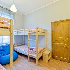 Хостел Порт на Сенной Кровать в общем номере с двухъярусной кроватью фото 3
