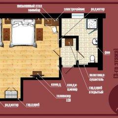 Гостиница Вилла Онейро 3* Номер Комфорт с различными типами кроватей фото 12