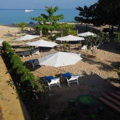 Отель Rimlay Bungalow пляж