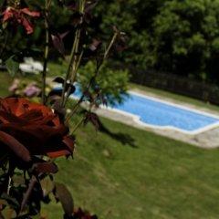 Отель Viviendas Rurales Traldega Камалено бассейн фото 2