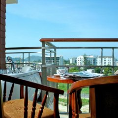 Отель Apk Resort Патонг балкон