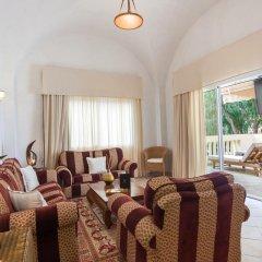 Отель Africa Jade Thalasso 4* Люкс с различными типами кроватей фото 5