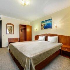 Гостиница Черное море 3* Стандартный номер с различными типами кроватей фото 3