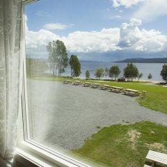Отель Osensjøens Adventure балкон