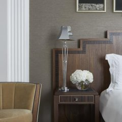 Отель Claridge's 5* Улучшенный номер с различными типами кроватей фото 3